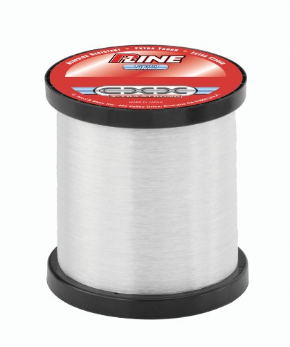 P-Line CXX-Xtra Strong Crystal Clear Fishing Line Bulk Spool