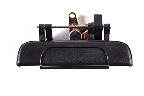 (Replacement Rear Textured Tailgate Handle for 95-04 Toyota Tacoma TO1915102 (1995, 1997, 1998, 1999, 2000, 2001, 2002, 2003, 2004))