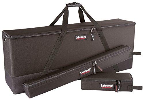 Lakewood Products 41'' Bowfile Combo (W/ C215 & C255) Black, Large/45''