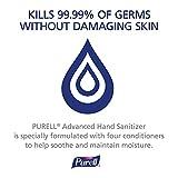 PURELL Advanced Hand Sanitizer, Refreshing Gel, 8