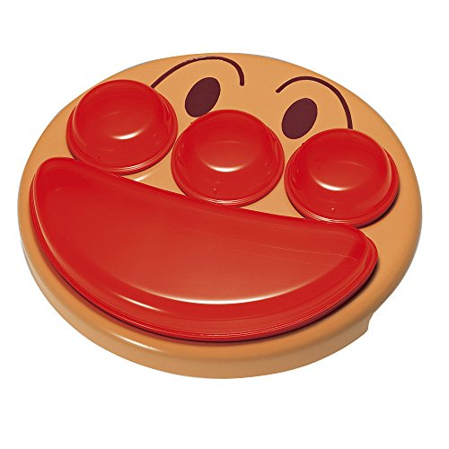 Anpanman AN Face lunch plate T-264