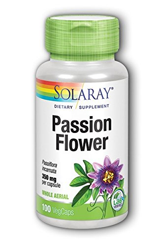 Passion Flower 350mg - 100 - (Passion Of Christ Flower)