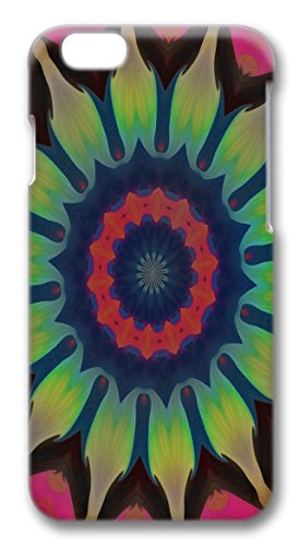 Kaleidoscope PC Case Cover for iPhone 6 4.7inch