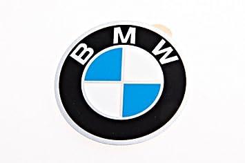 Genuine rueda tapacubos emblema 57 mm BMW E12 E28 E30 E34 E24 E23 36131181106: Amazon.es: Coche y moto