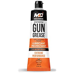 Mil-Comm Synthetic Gun Grease 100% Original TW25B - .75 Wt. Oz.