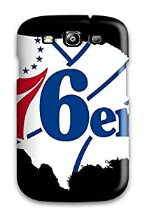 [uvtVRIL1698ArCPL] - New Philadelphia 76ers Nba Basketball (1) Protective Galaxy S3 Classic Hardshell Case