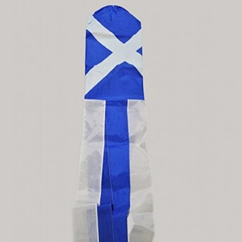 Breeze St Andrew Windsock. Caravan And Motorhome Use. For Telescopic Flag Poles