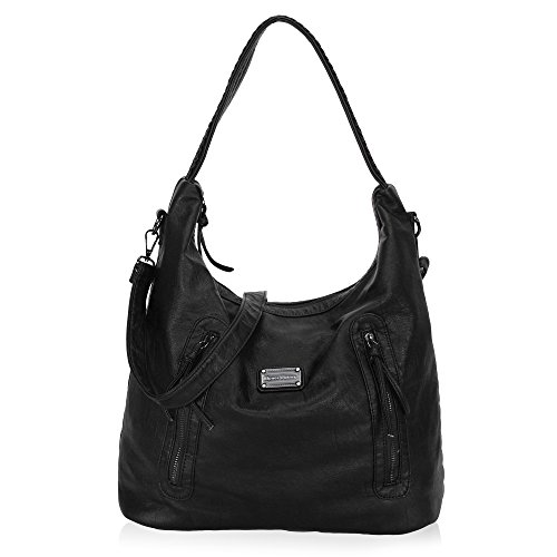 Logo Hobo Handbag - 7