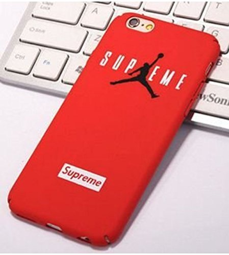 coque supreme rouge iphone 6