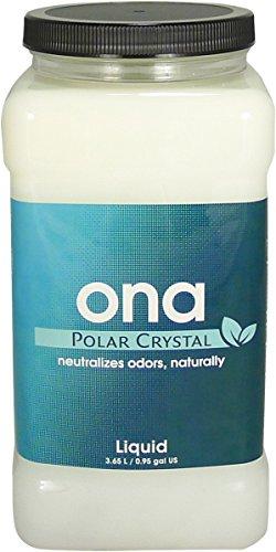 Ona Products ON10076 - Líquido de vidrio polar (1 L), Cristal polar, 3.78 L