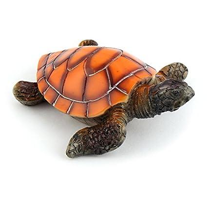 Amazon.com: eDealMax Resina peces de acuario tanque tazón de Fuente ...