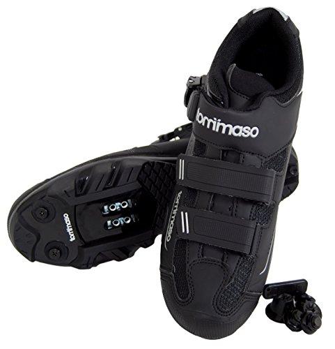 Tommaso Montagna 200 Mountain Bike Cycling Shoe with Buckle - 46