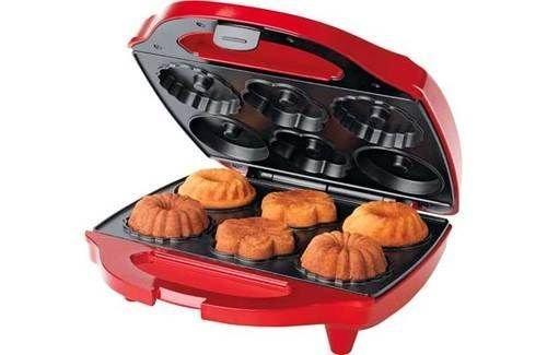 Teacake maker.Mini tea cakes.Cooking cupcakes baking kids.Kitchen girls gift appliance by Save On Goods UK