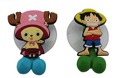 [Finex® *Set of 2* ONE PIECE Monkey D. Luffy & Tony Tony Chopper