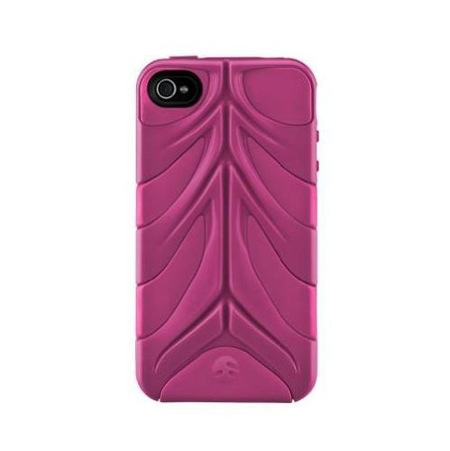 SwitchEasy Capsule Rebel Schutzhülle Pink für Apple iPhone 4/4S