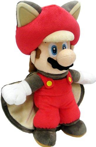 Squirrel Flying Red (Little Buddy Toys Flying Squirrel Mario 14