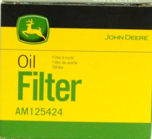 "3""/1 lb John Deere Oil Filter AM125424 by John Deere"