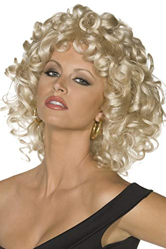 Smiffy's Officially Licensed Grease Sandy Last Scene Wig