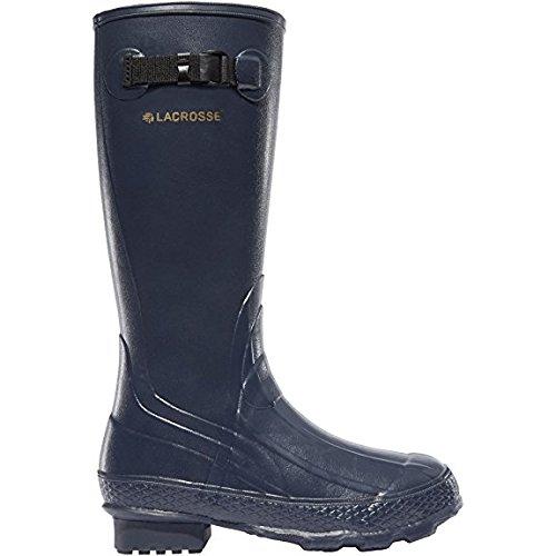 Lacrosse Women's Grange 14'' Navy (631122)   Waterproof   Insulated Modern Comfortable Hunting Combat Boot Best for Mud, Snow (9)