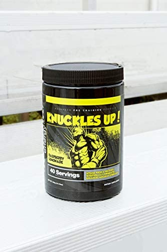 Knuckles UP Pre-Workout