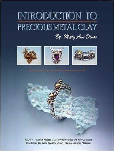 Book Introduction to Precious Metal Clay by Mary Ann Devos (2002-05-15)