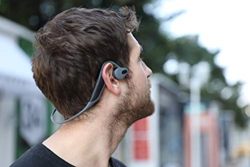 Bone Conduction Headphones Wireless Bluetooth Earphones  Workout Running Sports  Microphone