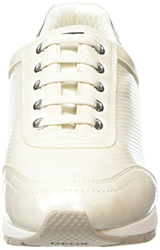D Donna Shahira Bianco bianco Low Whitec1002 A Scarpe off Geox top dx15UwaqdY