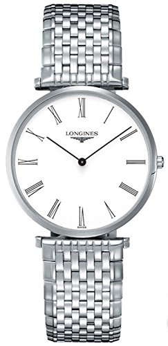 Longines La Grande Classique Mens L47554116 Watch Quartz - 36mm (Longines Quartz)