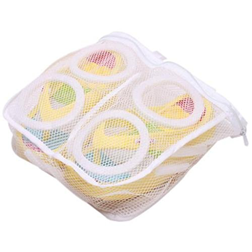 Dolland Washing Shoes Mesh Net Air Bag Pouch Washing Machine Cleaning Laundry Bag Case