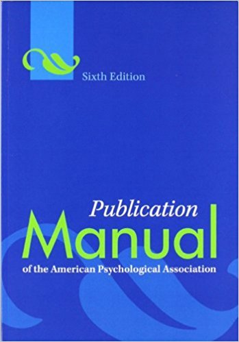 [By American Psychological Association ] Publication Manual of the American Psychological Association, 6th Edition (Paperback)【2018】 by American Psychological Association (Author) (Paperback)