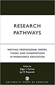 Research pathways writing professional papers theses