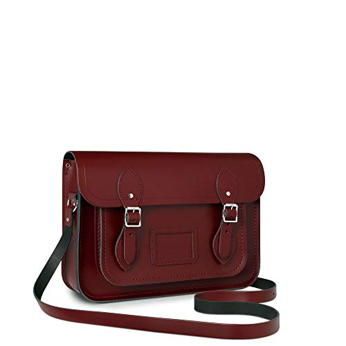 The Cambridge Satchel Company 13 Magnetic Satchel - Oxblood Oxblood One Size