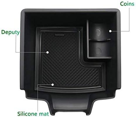 YEE PIN per CAPTUR 2 Gen 2020 Scatola di immagazzinaggio Console Centrale Organizer per Console per braccioli Capan 2 Scatola di Ricambio Accessori