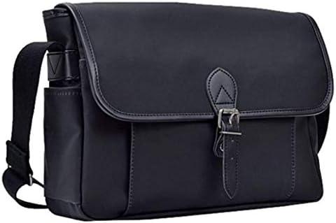 [豊岡製 かばん] ショルダーバッグ 撥水加工 A4 メンズ レディース 斜めがけ カジュアル 帆布 国産 ブラック 36033687