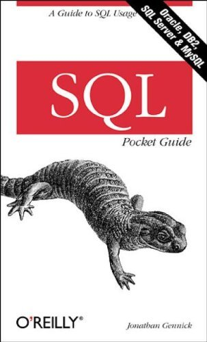 SQL Pocket Guide by Jonathan Gennick (2004-04-08)