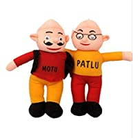 HK Toys Beautiful Motu Patlu Soft Toy for Kids