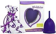 Violeta Cup Coletor Menstrual Violeta Tipo B, Violeta Cup, Violeta, Tipo B Mulheres Com Até 29 Anos E Sem Filh