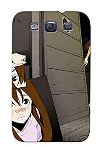 nazi diy Fashion Tpu Case For Galaxy S3- Anime Air Gear Defender Case Cover For Lovers