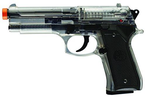 [Beretta 92 FS Spring Pistol (Black, Medium)] (Beretta Spring Pistols)