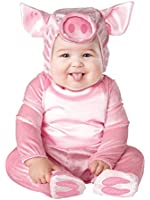 InCharacter Baby This Lil' Piggy Costume