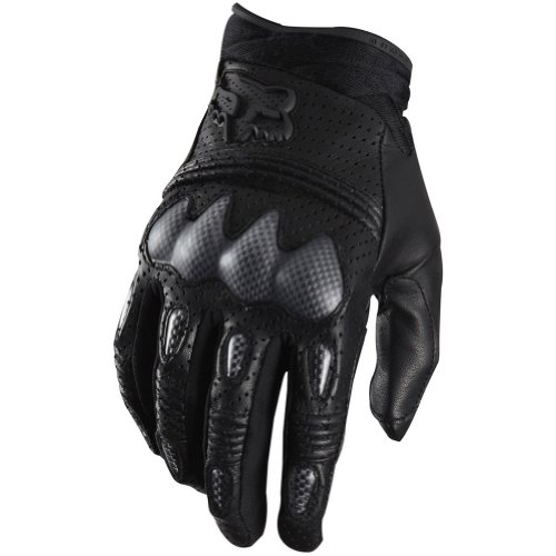 Fox Racing Bomber S Men's Off-Road/Dirt Bike Motorcycle Gloves – Black / Large