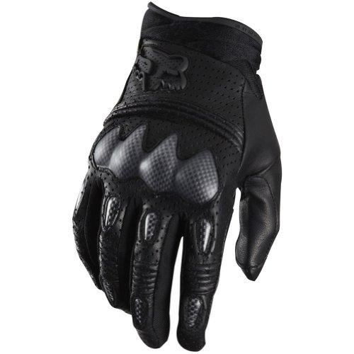 Fox Racing Bomber S Men's Off-Road/Dirt Bike Motorcycle Gloves – Black / Large