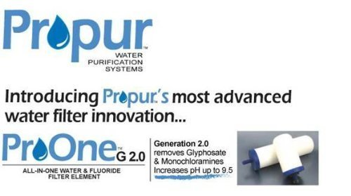 Propur ProOne M G2.0 mini purify for water pitcher (one filter)