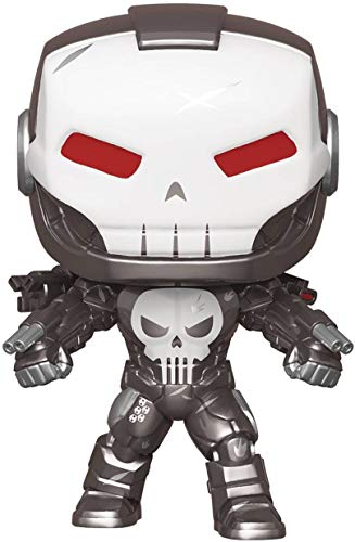 Funko Pop! Marvel Punisher War Machine - Figura de vinilo, multico