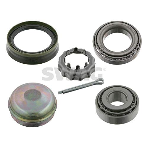 SWAG Wheel Bearing Kit Rear Axle Fits AUDI A4 Cabriolet B5 B4 8G 8D 8D0598625