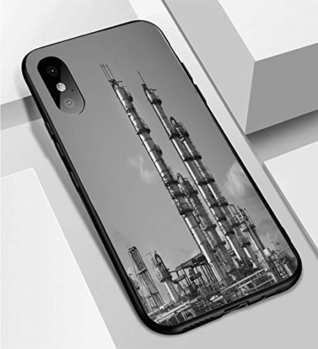 iPhone X/XS Ultra-Thin Phone case Oil Refiner Anti-Drop Anti-Slip Soft Convenient Protective Shell