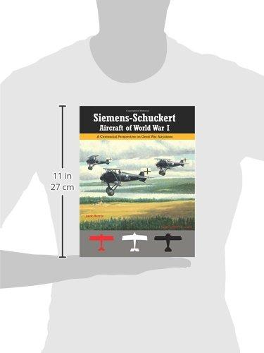 Siemens-Schuckert Aircraft of WWI: A Centennial Perspective on Great ...