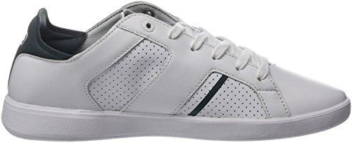 Ct Grn 118 Bianco SPM Novas Wht Sneaker Uomo Dk 1 Lacoste 7w1x45vqv