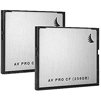 Image of Angelbird CFast 2.0 Match Pack Blackmagic 256GB Pack of 2 Storage & Presentation Materials