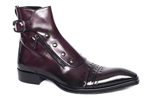 Jo Ghost 3207m bordo leather boots